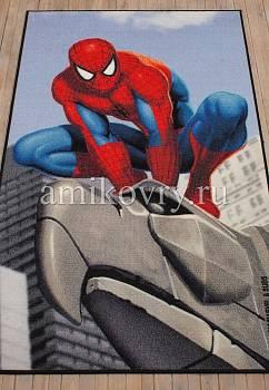 турецкий детский ковер Disney Spider-Man D3SM001-blue