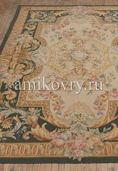 шерстяной гобелен Aubusson Rug F032-W115