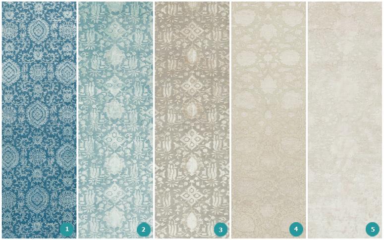 классические индийские ковры ручной работы Numan