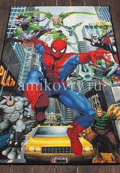 турецкий детский ковер Disney Spider-Man D3SM005-mix