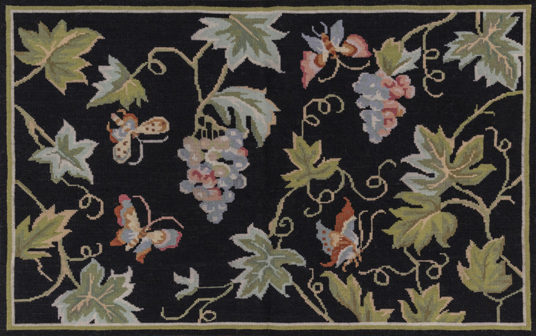 ��������� ������� ������ ������ Needlepoint Rug LH-084s425