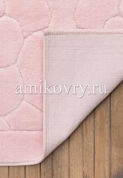 основа коврика для ванной Cotton Tas Desen 2-Pink