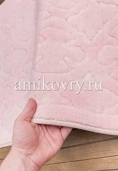 фактура коврика для ванной Cotton CTN 03-Pink