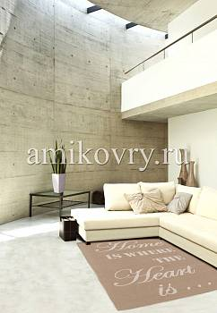 безворсовый ковер в интерьере Arte Espina Modern 8001-17