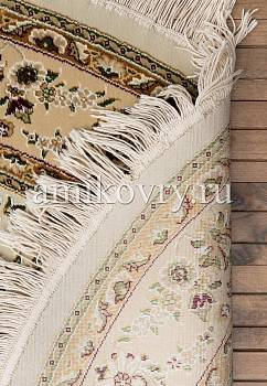 основа ковра Mashad acril Brilliant Tabriz 8.75145-cream