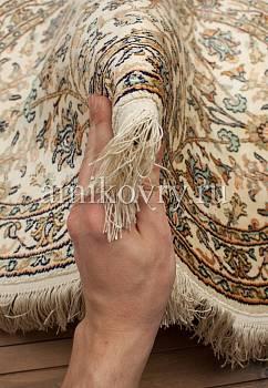 фактура ковра Cashmir 246911-Afshar beige