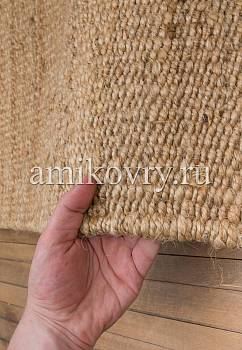 фактура циновки Jute Creations PI-A0010 Natural