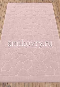 коврик для ванной в перспективе Cotton Tas Desen-Pink