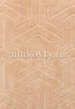 фрагмент коврика для ванной Cotton CTN 02-Beige