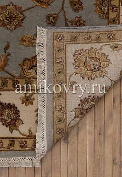 основа ковра Kashan gold 10/10 WS-571-Light Blue-Ivory