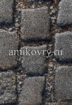 фрагмент коврика Empire Square Stones XSmall