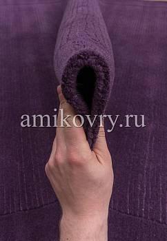 фактура ковра York Purple
