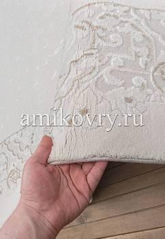 фактура ковра Asil 12674-Cream-1