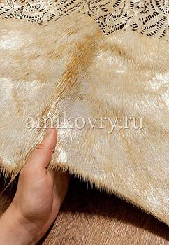 фактура шкуры Beige Mix Silver Jungle