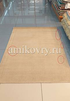 дефект ковра York beige discount3