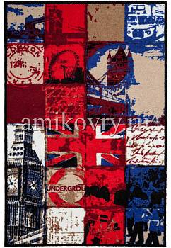 дизайн ковра Empire London-patchwork-m-L Medium