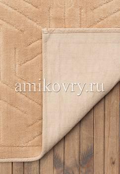 основа коврика для ванной Cotton CTN 02-Beige