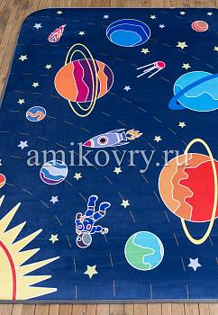 ковер в перспективе Matlig 0334 Открытый космос