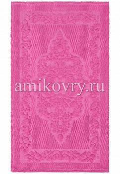 дизайн коврика для ванной Sonil Cotton SCTN 03-11 M.Pink discount1