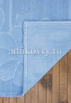 основа коврика для ванной Sonil Cotton SCTN 10-Blue
