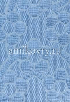 фрагмент коврика для ванной Sonil Cotton SCTN 01-Blue