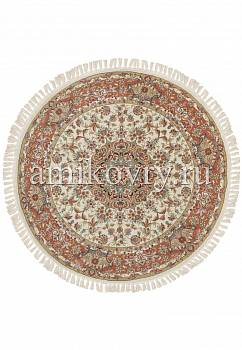дизайн ковра Mashad acril Super Tabriz 1.75492-cream