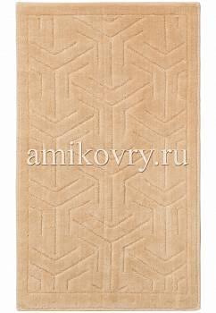 дизайн коврика для ванной Cotton CTN 02-Beige