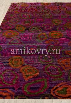 ковер в перспективе против ворса Crystal SR-20-pink