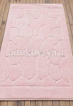 коврик для ванной в перспективе Cotton Tas Desen 2-Pink