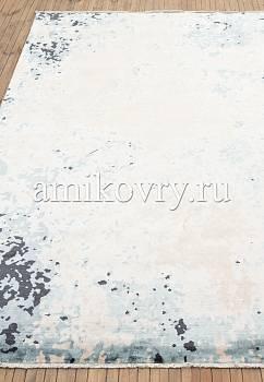 ковер в перспективе по ворсу Antik Usak 5430-Beige Blue