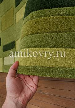 фактура ковра Harlequin HA10-041 Blocks Green