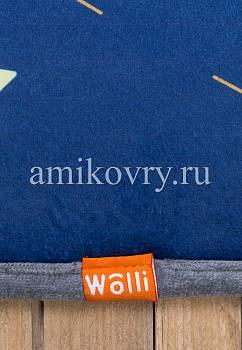 фрагмент ковра Matlig 0334 Открытый космос