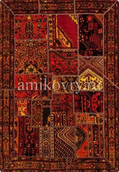 дизайн ковра Bahram Tahbaz 430960/10887-Hamedan/Multi