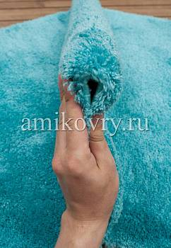 фактура коврика для ванной Confetti bath Miami 3516 Turquoise