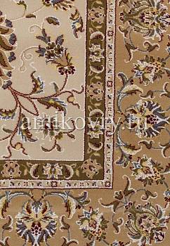 фрагмент ковра Mashad wool Brilliant Nain 4.75193-cream