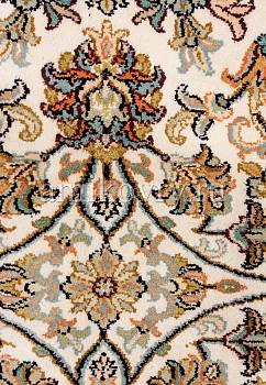 фрагмент ковра Cashmir 233237-Afshar beige/beige
