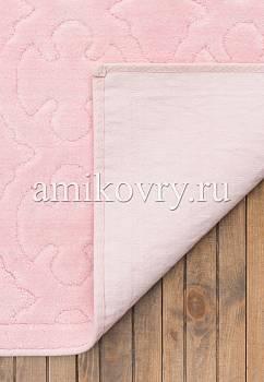 основа коврика для ванной Cotton CTN 03-Pink