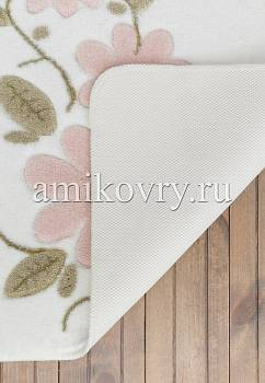 основа коврика для ванной Confetti bath Margherita 02 White