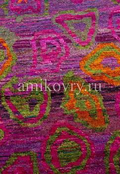фрагмент ковра Crystal SR-20-pink