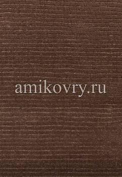 фрагмент ковра York Chocolate