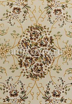 фрагмент ковра Mashad acril Brilliant Tabriz 8.75256-cream