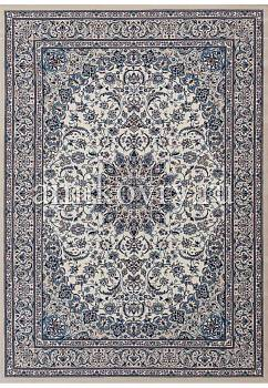 дизайн ковра Mashad wool Brilliant Nain B.75305-white