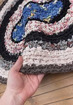 фактура безворсового коврика Country Handmade CH-21