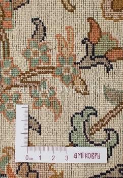 плотность ковра Cashmir 246911-Afshar beige