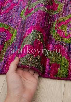 фактура ковра Crystal SR-20-pink