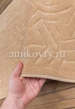 фактура коврика для ванной Cotton CTN 02-Beige