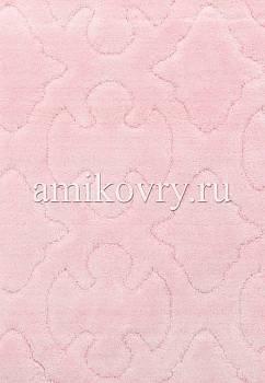 фрагмент коврика для ванной Cotton CTN 03-Pink