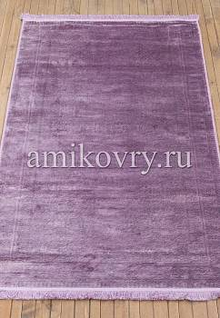 ковер в перспективе против ворса Colour Line MG166-Purple