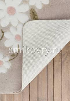 основа коврика для ванной Confetti bath Margherita 01 Beige