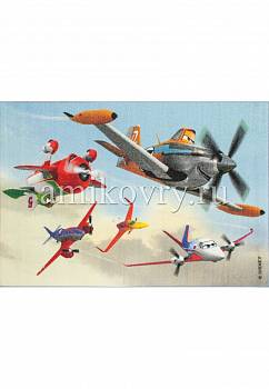 дизайн ковра Disney Planes D3PL001-mix